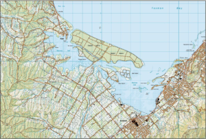Inlet Map